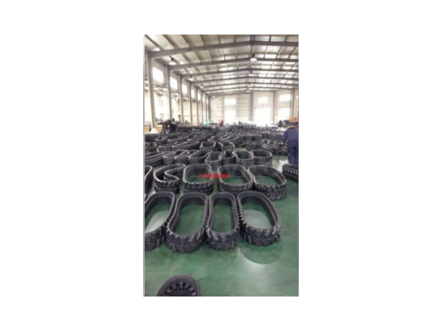 Резиновая гусеница для установки гнб Китай