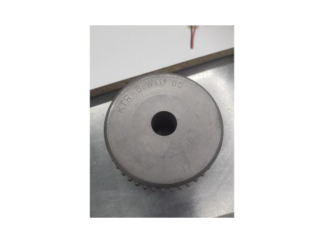Зубчатая шестерня Bowex 65 чист.отв (KTR)