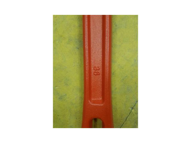 31035 Прямой трубный ключ  для больших нагрузок № 5 (RIDGID 36)