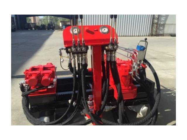 Установка гнб DDW06 тягового усилия 6 тонн