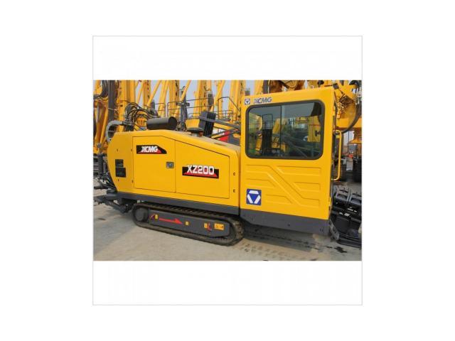Установка гнб xcmg XZ200 (22 тонны)