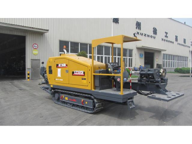 Установка гнб xcmg XZ320E 35 тонн