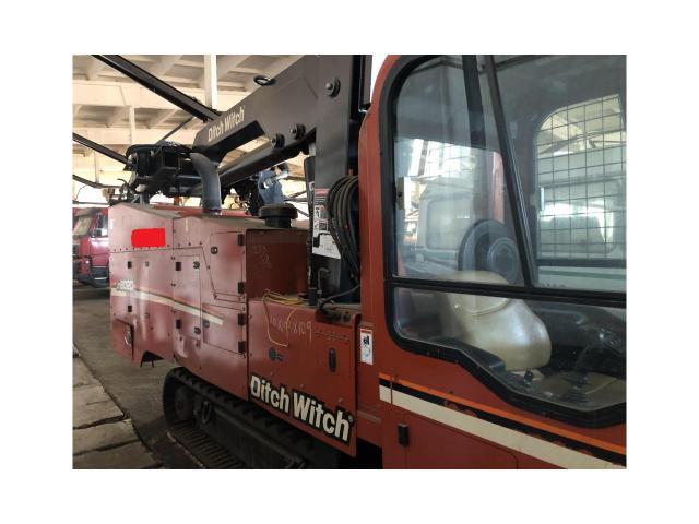 Продам ГНБ Ditch Witch JT8020 Mach1 2008 г.в. Наработка 964 м/ч.