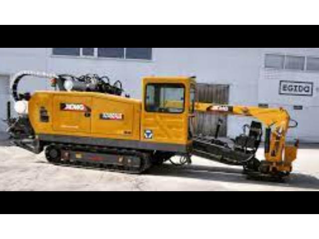 Установка гнб xcmg 100 тонн