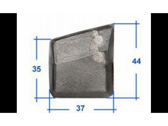 Гнб резец,зуб расширителя RT2