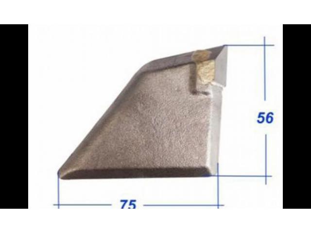 Гнб резец,зуб расширителя DDW319