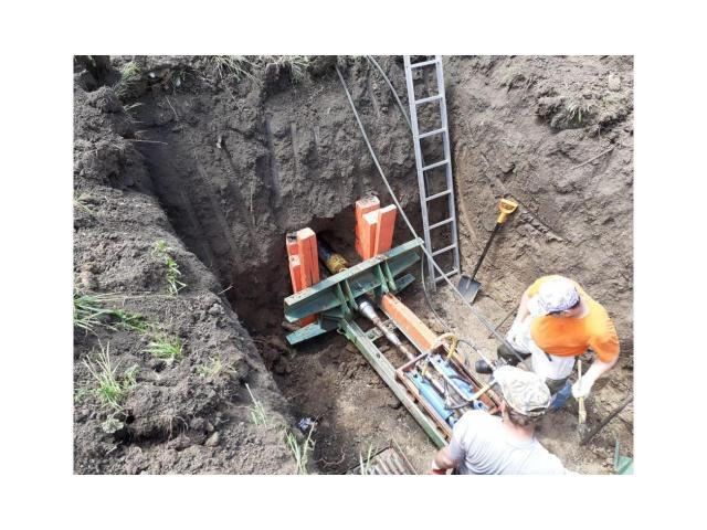 Услуги прокола грунта (диаметром от 16 до 315 мм)