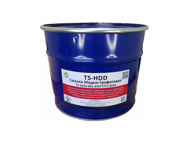 Медно-графитовая смазка TS-HDD