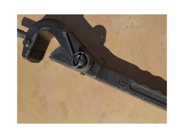 Ключ трубный одношарнирный 48-89