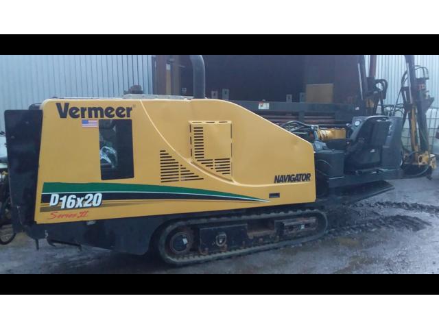Буровая установка гнб vermeer D16X20 2008