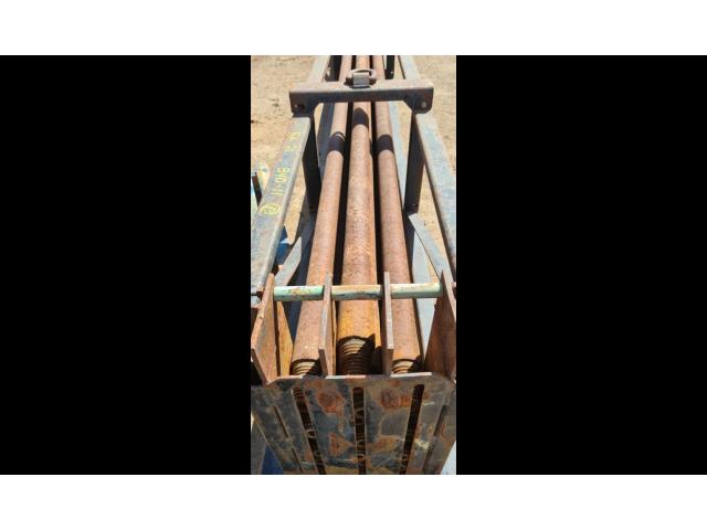 Буровые штанги для гнб Vermeer 80x100 4,5 м 73 мм