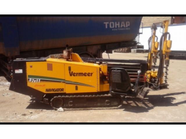 Буровая установка гнб Vermeer d7x11 s2