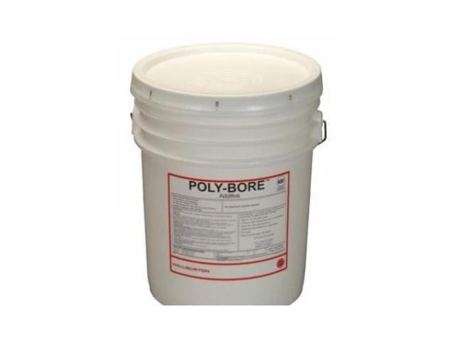 Полимер для гнб Baroid Poly-Bore в глине и песке