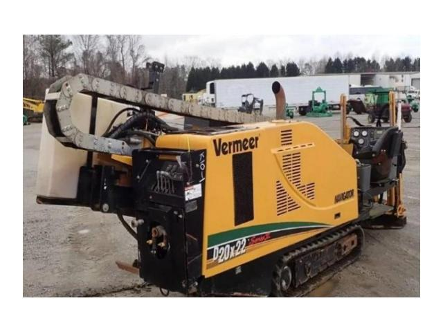 Буровая установка гнб Вермеер D20x22 S2 2013 г