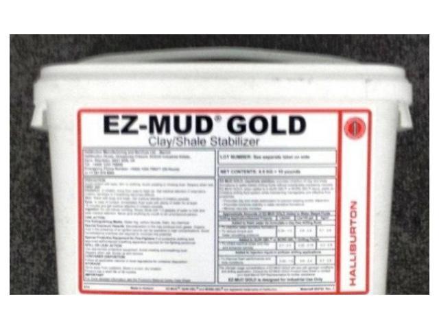 Полимер для гнб по глине Baroid Ez-Mud Gold