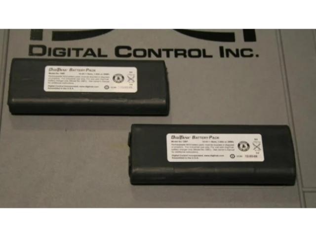Аккумуляторные батареи для локационных систем DCI
