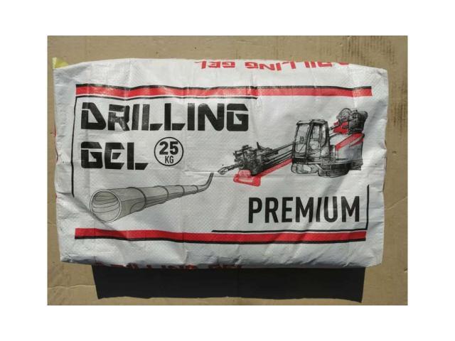 Натриевый бентонит Drilling Gel Premium.