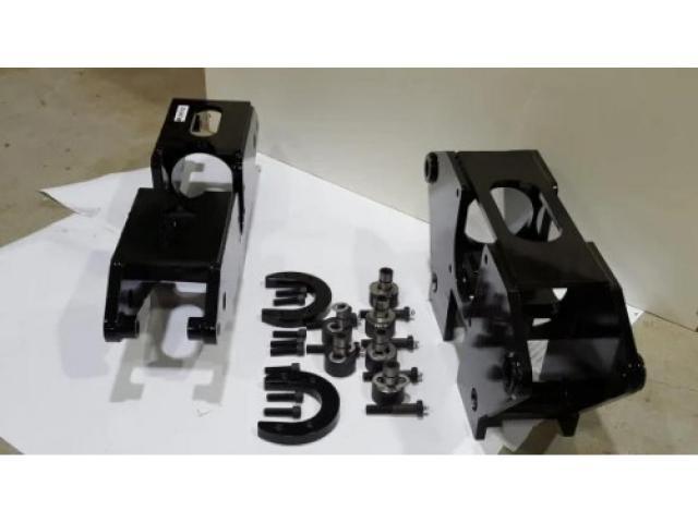 Комплект тисков установки гнб Vermeer 80x100