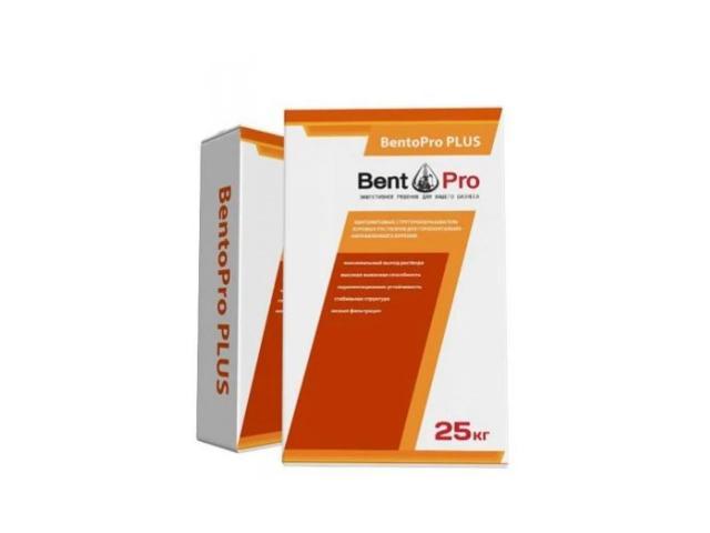 Бентонитовая глина bentopro plus для гнб