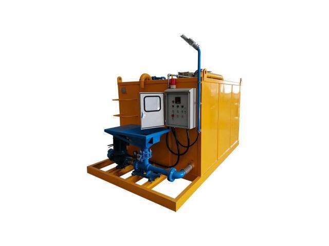 Насосно-смесительная станция (НСУ) для приготовления и подачи бурового раствора 10 м³