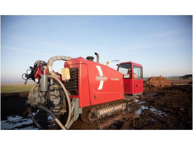 Установка гнб forward RX 33x120