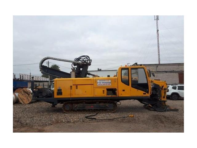 Установка гнб xcmg XZ500 - 50 тонн