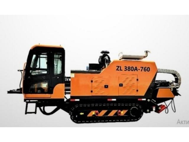 Буровая установка ZL380A-760