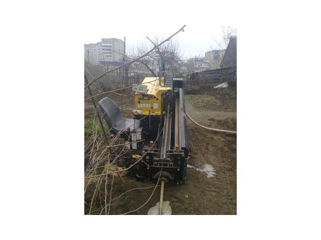 Услуги гнб, водопровод, канализация